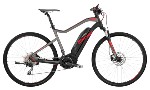 BH/EasyMOTION REBEL CROSS LITE PW